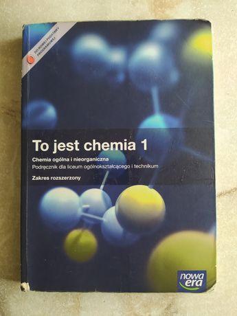 Podręcznik To jest chemia 1 Zakres rozszerzony