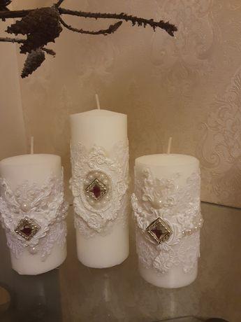 Декоративні свічки