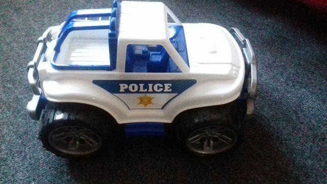 Машинка полицейская большая