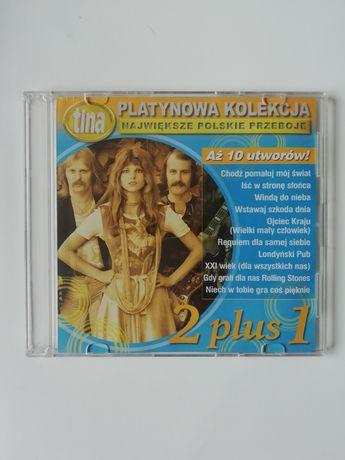 Płyta CD 2 plus 1.