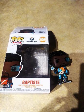 Продам іграшку funko pop overwatch Baptiste Bizzard