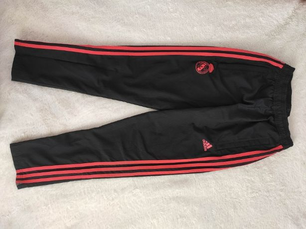 спортивные штаны Adidas Real Madrid climalite на рост 152 оригинал