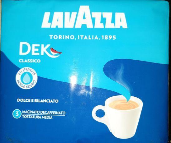 Lavazza Dek Classico без кофеїну. Мелена кава із ІТАЛІЇ, 250 грам
