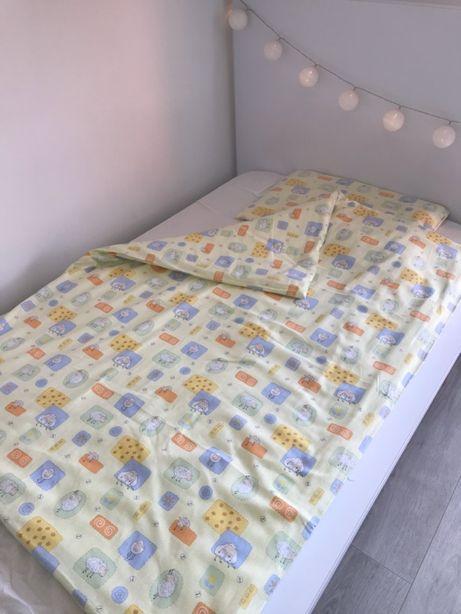 Pościel dla dziecka+ochraniacz do łóżeczka