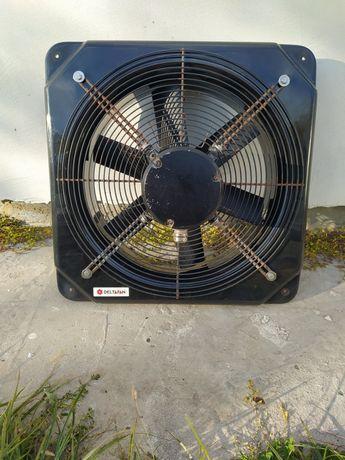 Вентилятор осевой Deltafan 400/R/6-6/40/230 настенный
