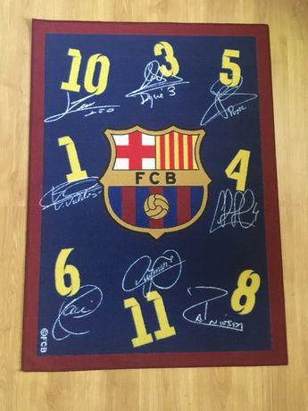 Dywan fc Barcelona 130x95