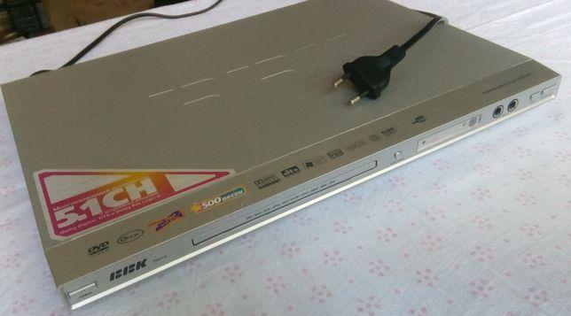 DVD плеер BBK DV611SI (+караоке) (Полный комплект)