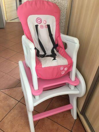 Krzeselko do karmienia 2 w 1