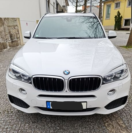 BMW X5 Sdrive25d pack M 7Lugares