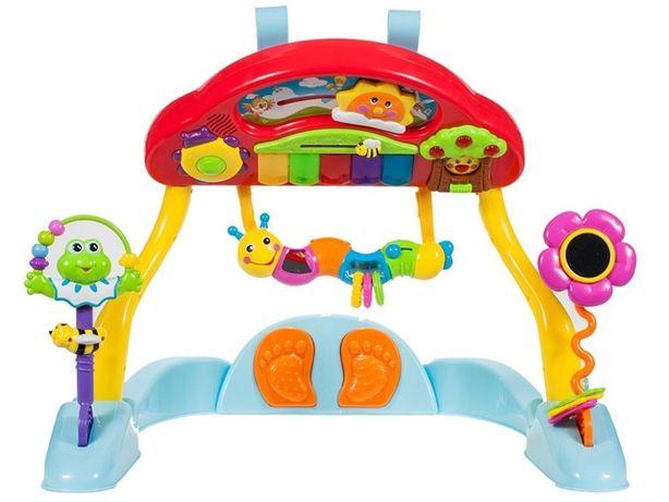Zabawka interaktywna muzyczne centrum aktywności, centrum gimnastyczne