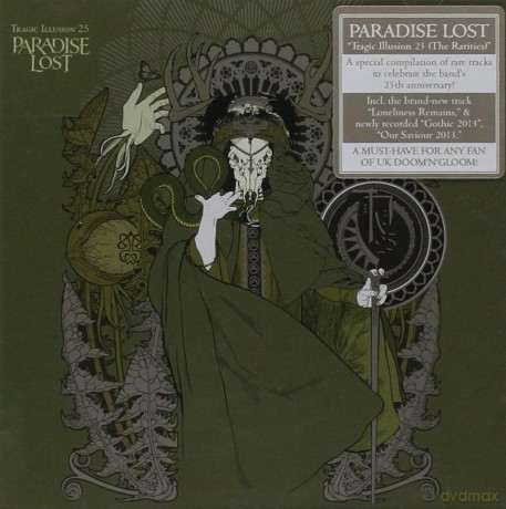 CD Paradise Lost -Tragic Illusion 25