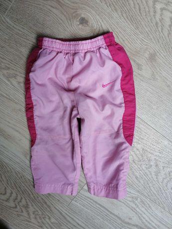 Nike spodenki spodnie dresowe 68-74