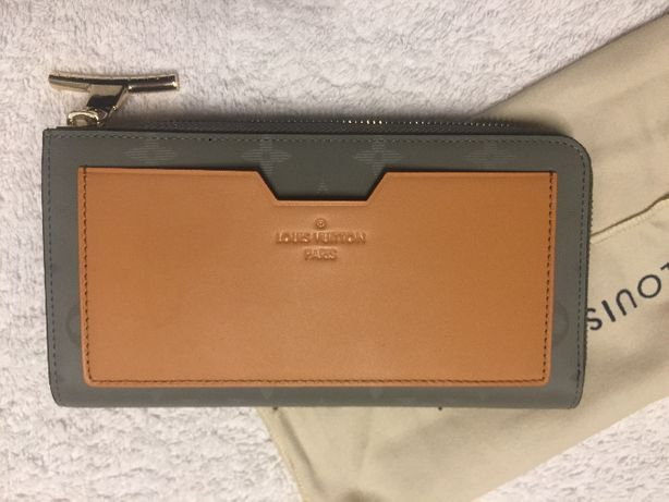 Louis vuitton portfel duży