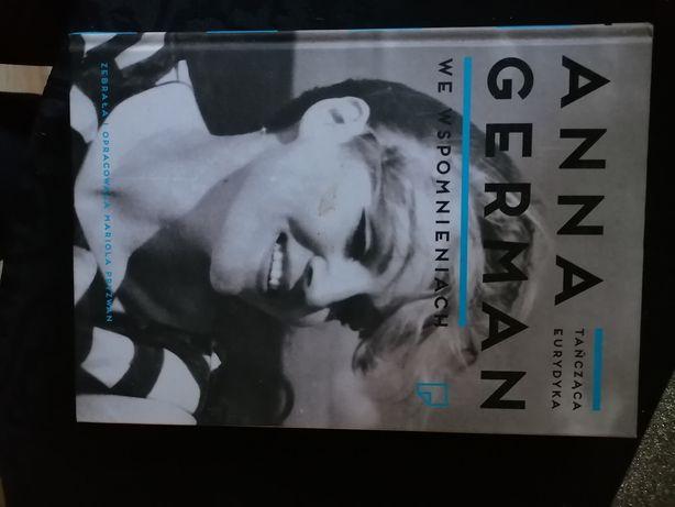 Książka Anna german