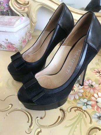 Szpilki Maretti Petite Shoes rozmiar 32 czarne