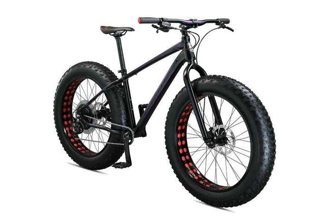 skradziono rower fatbike mongoose argus