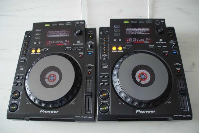 2 x Pioneer CDJ 900 Gwarancja Skup Zamiana DJM 800/850/2000