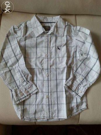 Koszula dla chłopca na 116