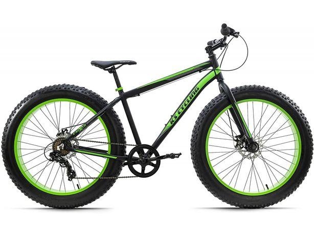 Rower Fatbike Grube Opony 26 Terenowy Aluminiowy