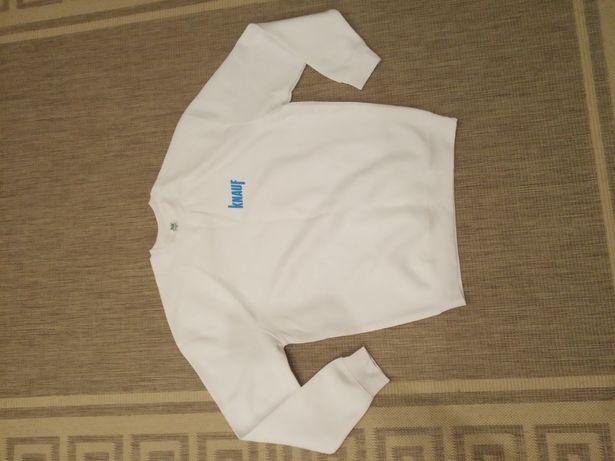 Knauf bluza robocza biała