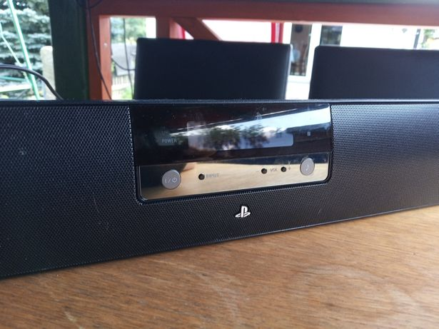 Soundbar Sony PlayStation