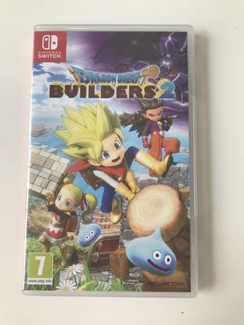 Stan Idealny Dragon Quest Builders 2 Nintendo Switch
