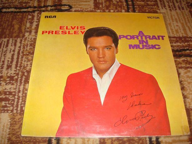 Płyty winylowe Elvis Presley-A Portrait in Music
