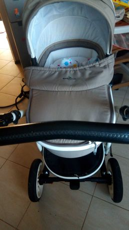 Wózek 3w1 Bebetto Silvia