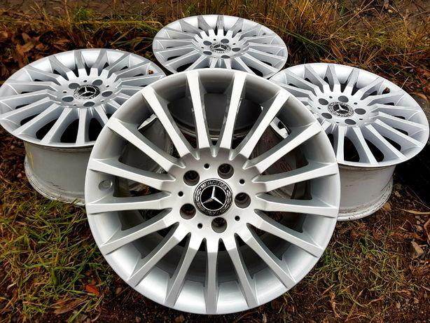Mercedes W204 R17 5x112 GLE ML W166 W164 W251 W212 Vito W447 W639