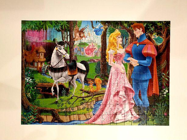 puzzle (200 el.) Księżniczki Disneya