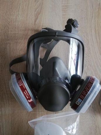 Полнолицевая маска - респиратор серии 6800 3М