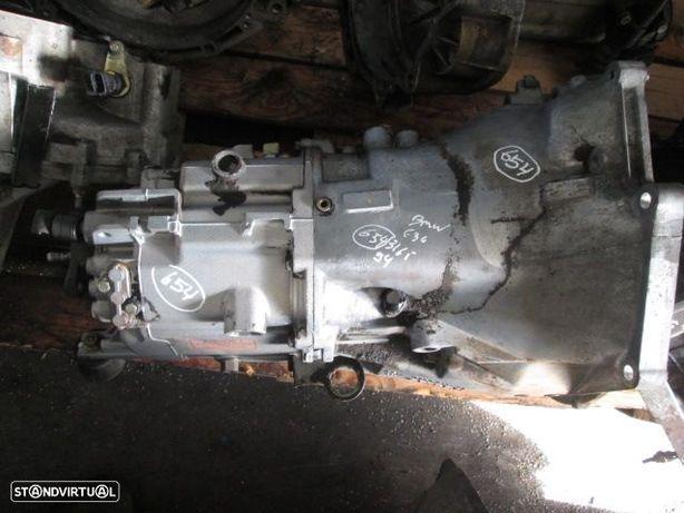 Caixa velocidade AKX BMW / E36 / 1997 / 316I / 5V / GASOLINA /