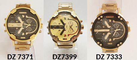 Zegarek DIESEL ZŁOTY na bransolecie-gwarancja