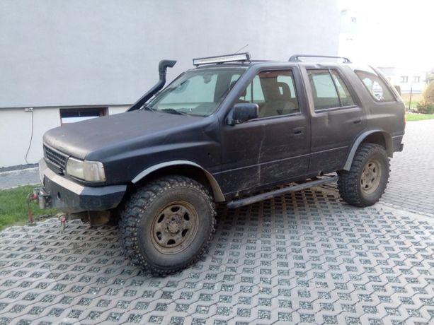 Opel Frontera A 3.2 V6 218km zmota blokada Raptor
