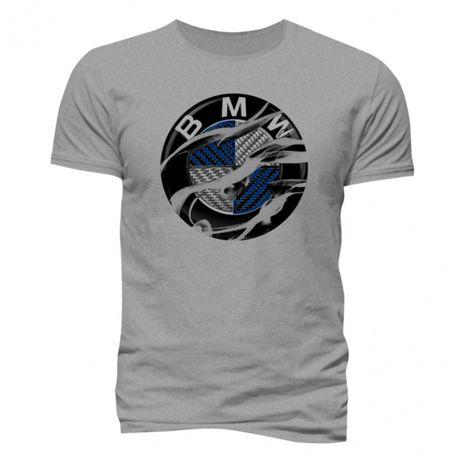 Koszulka BMW szara.(12)