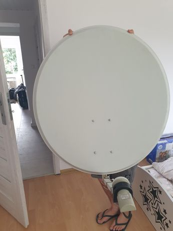 Sprzedam antene satelitarną