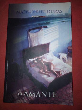 """Livro """"O Amante"""""""