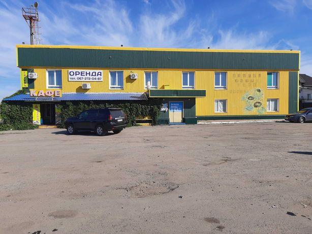 Продаются Действующие Отель + Кафе (2 этажа) Луганская область