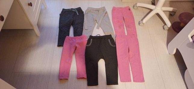 Spodnie dresowe dziewczynka