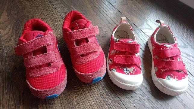Sandałki, adidaski, japonki, trampki