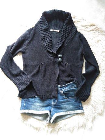 Sweter zapinany M&Co. Rozmiar M.