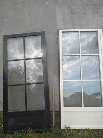 Drzwi tarasowe i okna