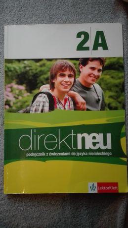 Direktneu 2A podręcznik do języka niemieckiego