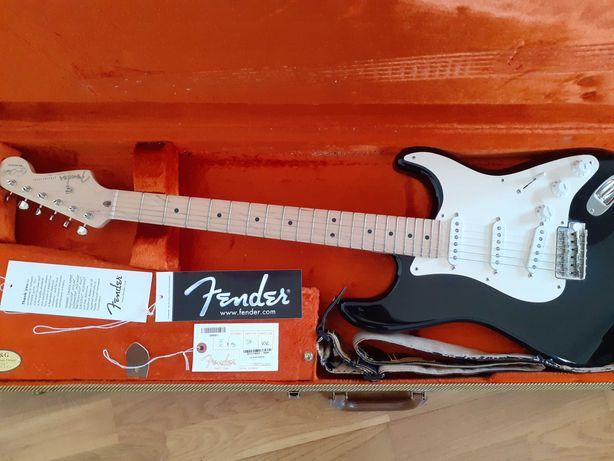 Fender Statocaster Eric Clapton Blackie
