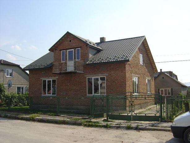 Будинок в Радехові на вул. Коцюбинського