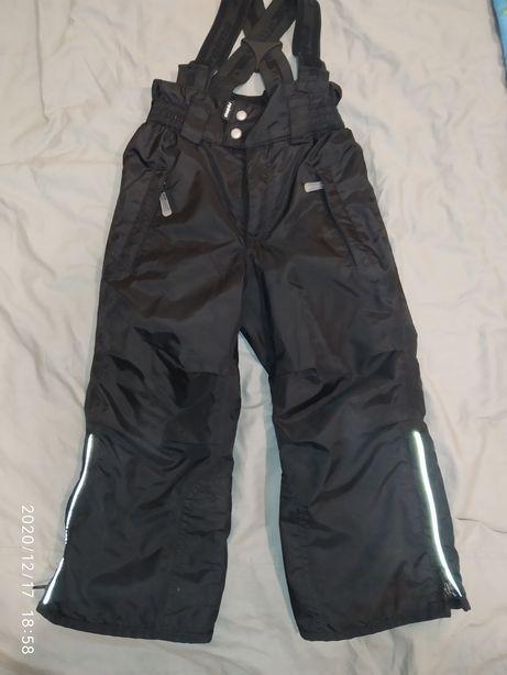 Штаны, полукомбинезон, лыжные штаны, теплые штаны Reima