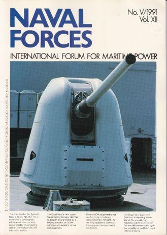 NAVAL FORCES No. V /1991.vol. XII