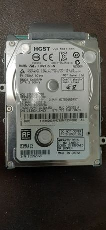 Disco rigido Hitachi 500Gb (HGST) 2.5