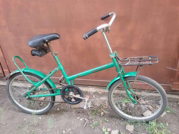 Велосипед Тиса 20 дюймов подростковый. На ходу!