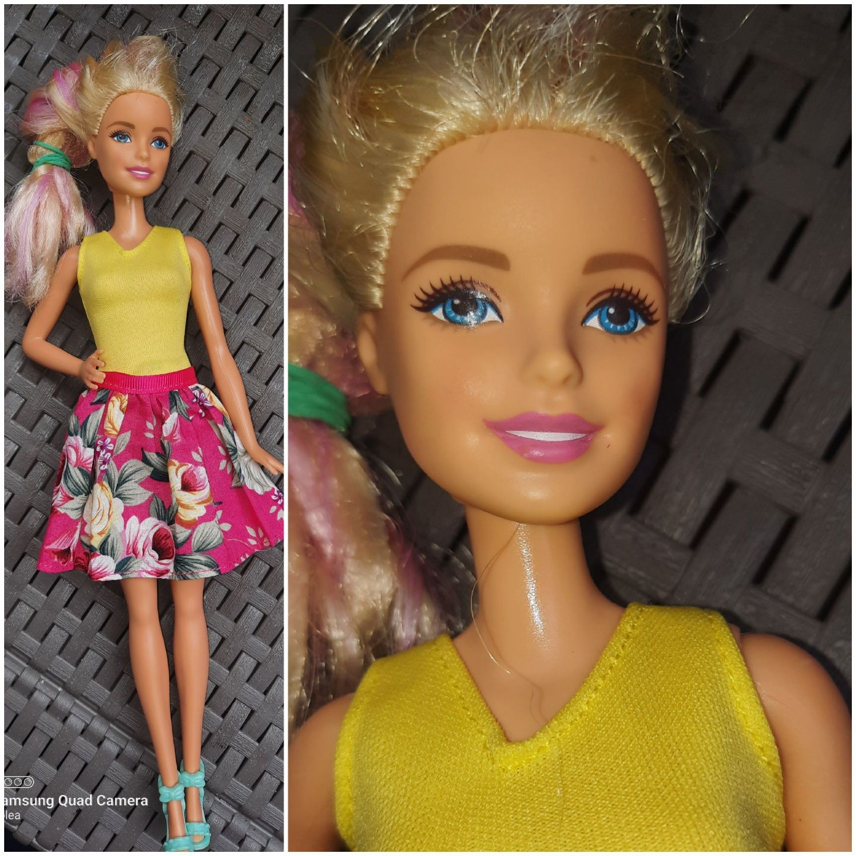 Lalka Barbie wakacyjna